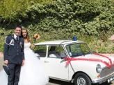 Mini Clássico para Casamento - Carros Clássicos Rita Catita