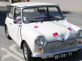 Carro Clássico Mini - Carros Clássicos Rita Catita
