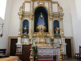 Interior Igreja - Hotel da Montanha Eventos