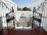 Portão pátio - Hotel de Moura Eventos