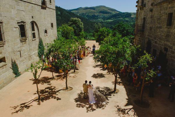 Imagem de Apresentação - Pousada Mosteiro Amares