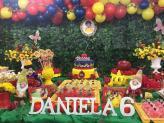 decoração de eventos no porto, bolos decorados, festas de aniversário, decoração de festas, balões com hélio - Carolina's