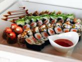 Catering de Sushi - Sobreiro Real Eventos