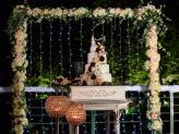 Bolo de Noivos personalizado - Sobreiro Real Eventos