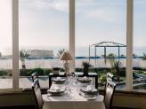 Vista do Restaurante - Noiva do Mar