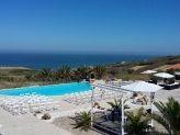 Vista da piscina exterior - Noiva do Mar