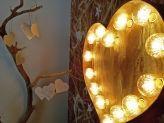 Detalhes da decoração - Luz Charming Houses