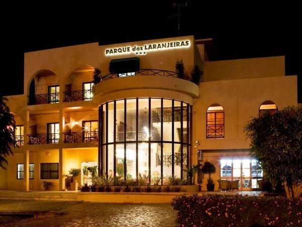 Imagem de Apresentação - Hotel Parque das Laranjeiras