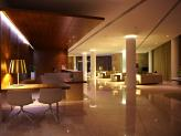 receção - Hotel Santa Maria