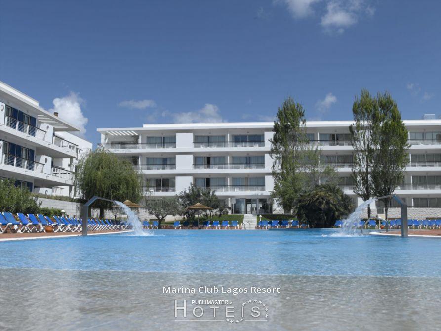 Aparthotel marina club for Portugal appart hotel
