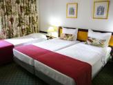 Quarto twin com cama extra - Hotel Dom Luís