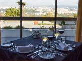 Vista do restaurante - Hotel Dom Luís