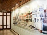Corredor sala Lisboa - Hotel Dom Luís