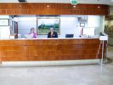 Receção - Hotel Dom Luís