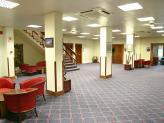 Hall das salas de reunião - Hotel Dom Luís