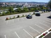 Parque de estacionamento - Hotel Dom Luís