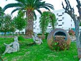Jardim - Hotel Dom Luís