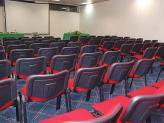 Sala em plateia - Hotel Dom Luís