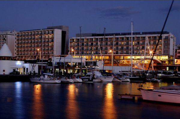 Imagem de Apresentação - Hotel Marina Atlântico