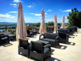Lounge Pool Bar 2 - Santarém Hotel
