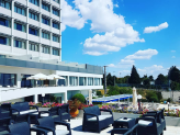 Lounge Pool Bar 1 - Santarém Hotel