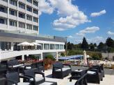 Lounge Pool Bar 4 - Santarém Hotel