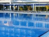 Vista Piscina - Santarém Hotel