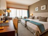 Quarto Premium Twin Vistas Panorâmicas - Santarém Hotel