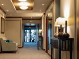 Corredor de Quartos - Santarém Hotel