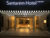 Entrada Principal - Santarém Hotel