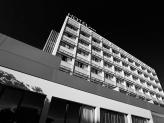 Santarém Hotel - Pormenor Fachada Sul - Santarém Hotel