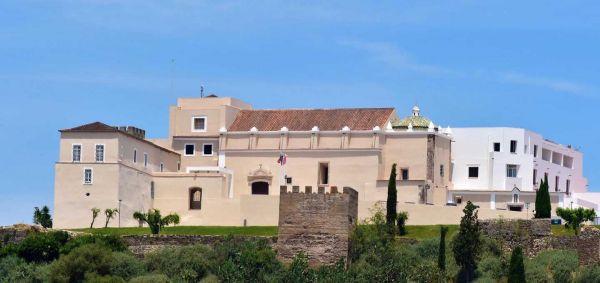 Imagem de Apresentação - Pousada Castelo Alcácer do Sal