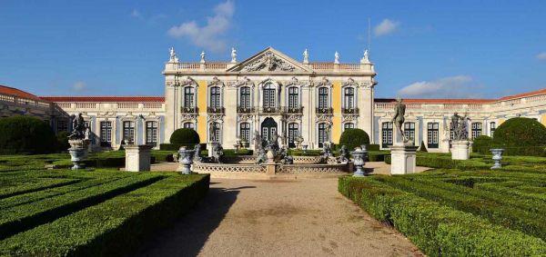 Imagem de Apresentação - Pousada Palácio de Queluz