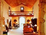 Sala de Estar - Pousada Convento Belmonte
