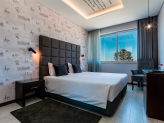Escritores de Leiria - Quarto Duplo/Twin Standard - Lisotel Hotel & Spa