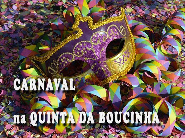 Carnaval na Quinta da Boucinha
