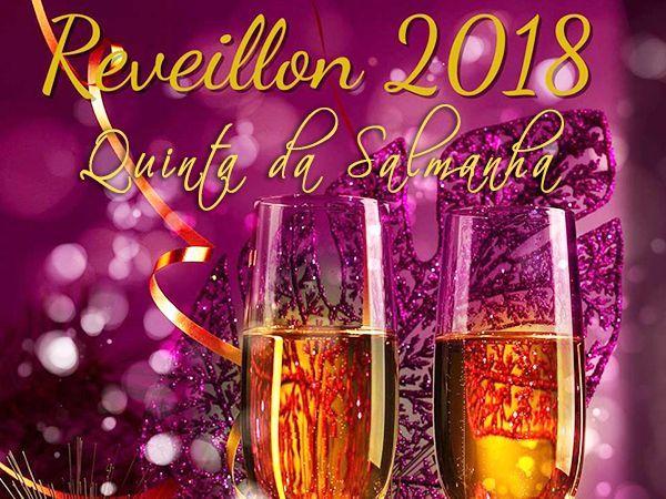 Reveillon 2018 na Quinta da Salmanha