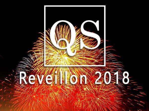 Reveillon 2018 - Passagem de Ano na Quinta do Sobreiro